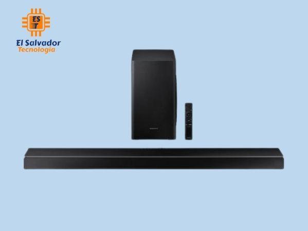 Barra de Sonido Samsung de 5.1 Canales con Subwoofer