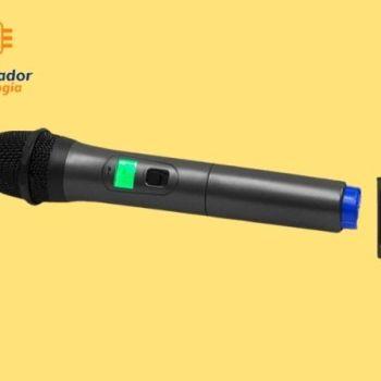 Microfono tecbrand inalambrico uhf usb 775mhz