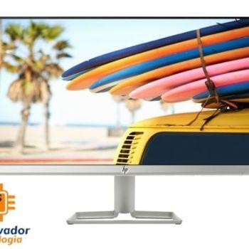 Monitor HP LED IPS - 24 Pulgadas - 60 Hz - 1920 x 1080 Full HD - HDMI VGA - Modelo 24fw - 3KS62AA#ABA