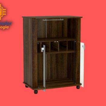 Mueble para bar tabaco