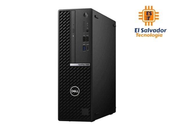 Computadora Dell OptiPlex 7080 - SFF - JKC53