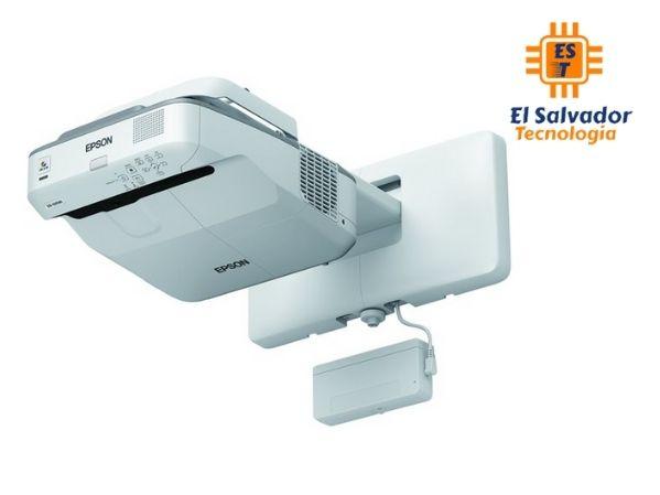 Proyector 3LCD - 3500 lúmenes Epson BrightLink 695Wi+ Interactivo V11H740021