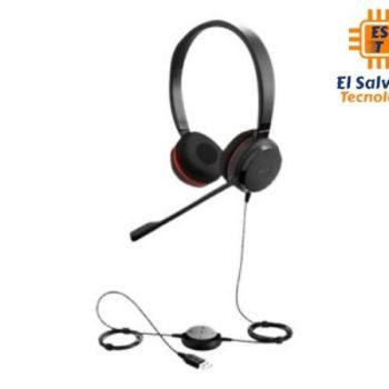Auricular Jabra Evolve 20SE MS stereo - USB - 4999-823-309