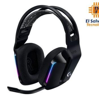 Auricular Logitech G733 LIGHTSPEED Wireless RGB Gaming - 7.1 canales 981-000863