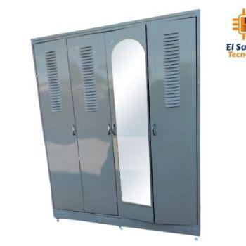 Closet con puertas de Acordeón