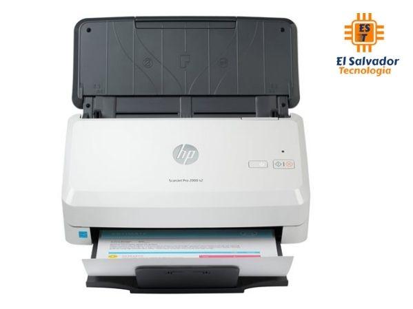 Escáner de documentos HP Scanjet Pro 2000 s2 - a dos caras - CMOS / CIS - 6FW06A#BGJ