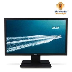 Monitor Acer LCD - 21.5 Pulgadas - 1920 X 1080 Full HD - HDMI DVI-in - Modelo UM.WV6AA.G04