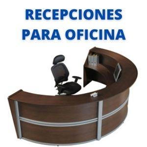 Recepciones para Oficina