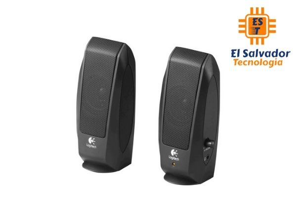 Altavoces estéreo Logitech S-120 - 980-000012