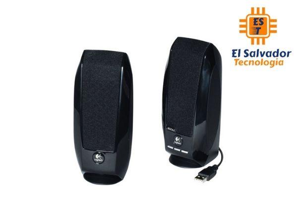 Altavoces estéreo USB Logitech S150 - 980-000028