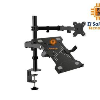 Soporte para Monitor de 13 a 32 pulgadas y Laptop Klip Xtreme KMM-301
