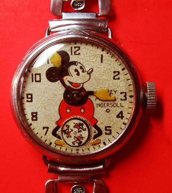 Timex Mickey Mouse 1