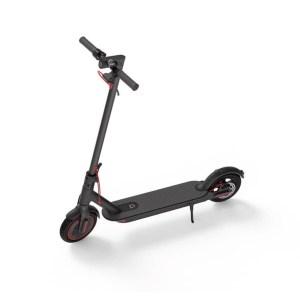 """63A3F83165DA45D39AA1A0DFA1023837  En av världens mest sålda elscooter från Xiaomi med 45 km räckvidd.- Hastighet: 25 km/h- Räckvidd: 45 km- Laddningstid: 8 h- Maxvikt: 100 kg- Mekanisk broms bak- Motor: 300 Watt- Däck 8,5""""- Display – Ja- Blåtand – Ja- Vattentålig – Ja, IP54- Vikt: 14,2 kgTillverkarens sida: <a href=""""https://www.mi.com/global/mi-electric-scooter-pro"""">https://www.mi.com/global/mi-electric-scooter-pro</a>  XIAOMI M365 PRO"""