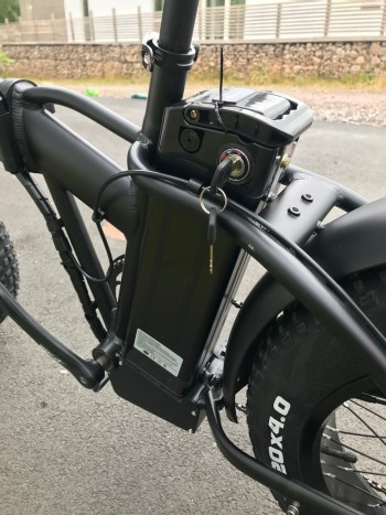 Batteri till elcykel 1000W från Ghostride