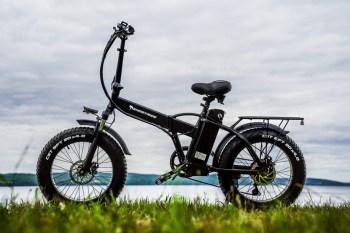 Elcykel ghostride 750w från Elscooter.org