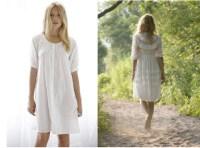 cotton wedding dresses - frolic!