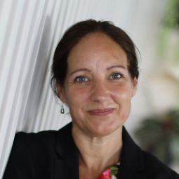 Elsebeth Hauge - Lederkam