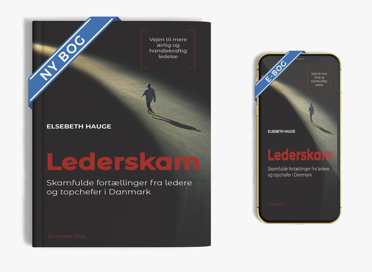 Elsebeth Hauge - Lederskam Book