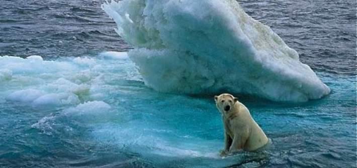 deshielo por el cambio climático