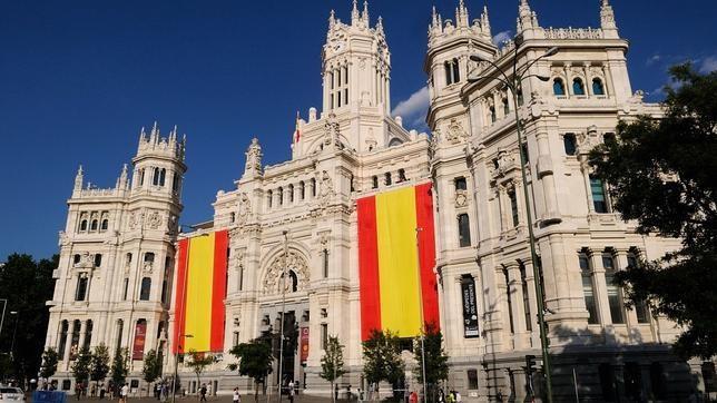 Ayuntamienta Madrid