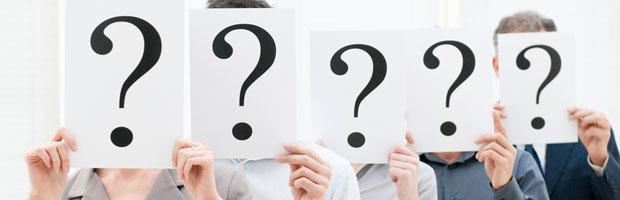 Lo malo no es no contestar, sino no saber la respuesta