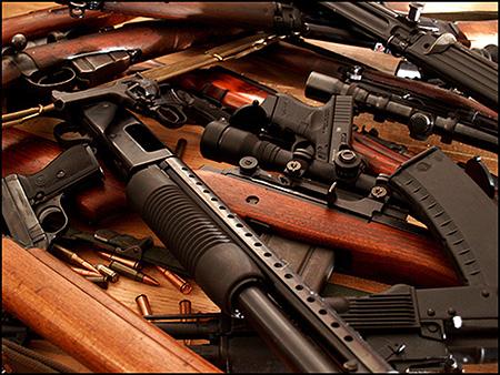 supermercado armas