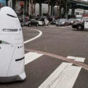 Robot Policía