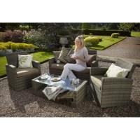 Bentley Continental Set - (HBENSET05) - Garden Furniture World