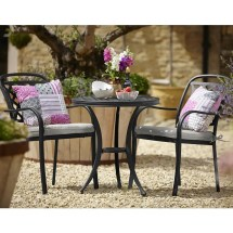 Hartman Berkeley Bistro Set Midnight Shadow - Hbersetms01