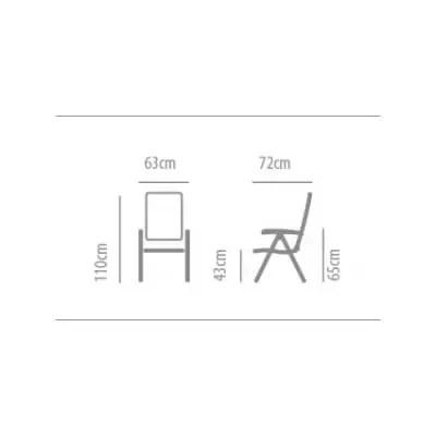 garden relaxer chair covers ergonomic for short person gardenfurnitureworld mobile