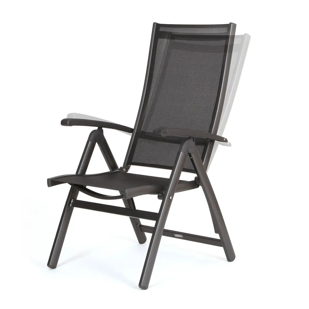 aluminium reclining garden chairs uk football chair and ottoman gardenfurnitureworld mobile