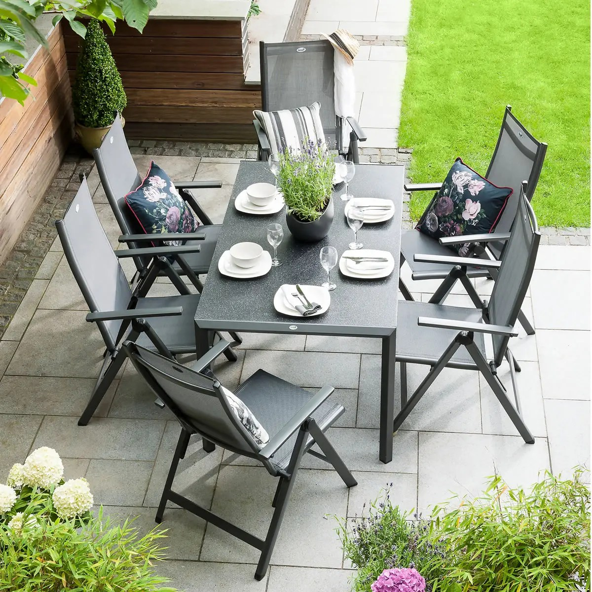 aluminium reclining garden chairs uk blue chair slipcovers furniture sale | clearance