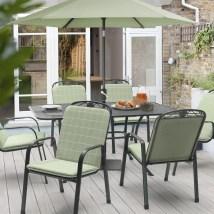 Kettler Siena 6 Seat Set - Ksieset03 Garden Furniture
