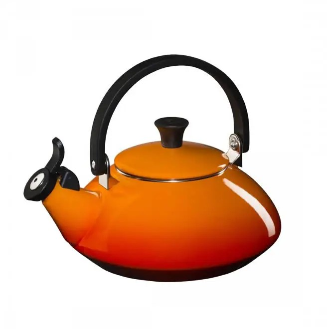 Le Creuset Zen Kettle Volcanic 920096000900 ECookshop