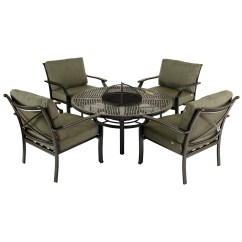 Fire Pit And Chair Set Medieval Dining Chairs Jamie Oliver Pesto 60773131 Garden