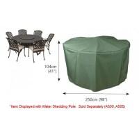 Bosmere Circular 6-8 Seat Set Cover (C523) - Garden ...