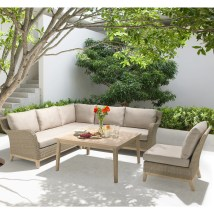 Kettler Cora Corner Set - Huc25299c Garden Furniture World