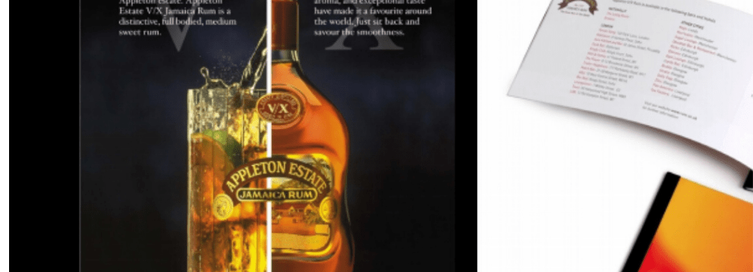 Appleton Estate Ads