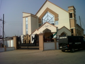 First Church in Nigeria~Freeman Memorial Methodist Church
