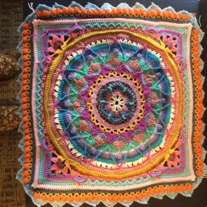 Crochet blankets – my guilty pleasure!