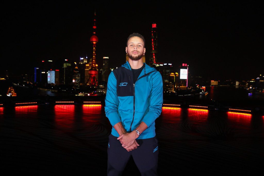 171227 Stephen Curry