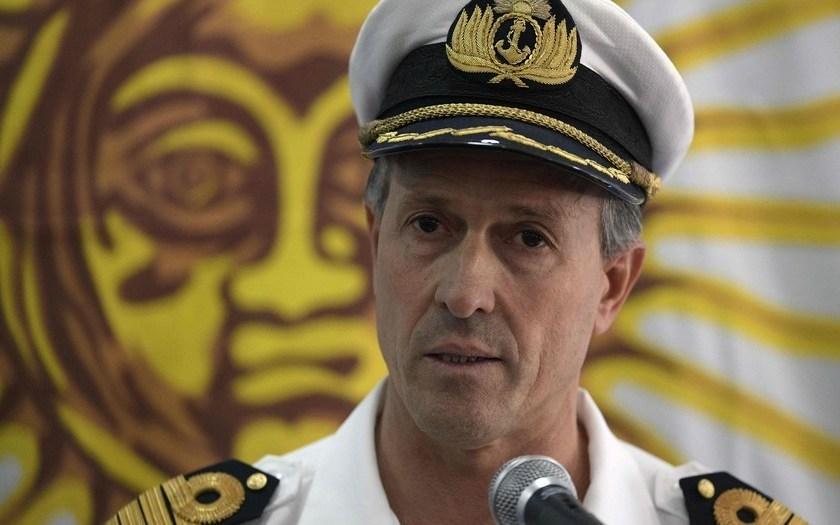 """""""No hemos tenido todavía detección de la nave"""""""