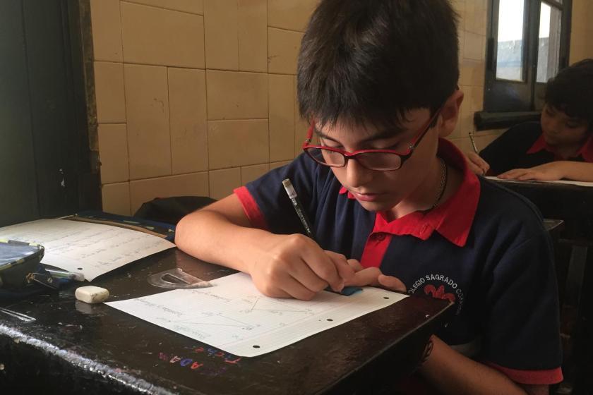 Un estudiante tucumano es el campeón de la Olimpiada Nacional de Matemática