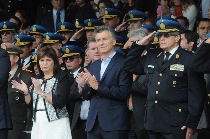 Macri respaldó a Bullrich y envió un peligroso mensaje a favor de la represión indiscriminada y letal