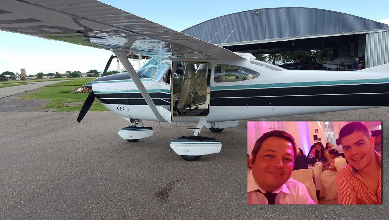 Se cayó un avión en Salta: hay dos muertos