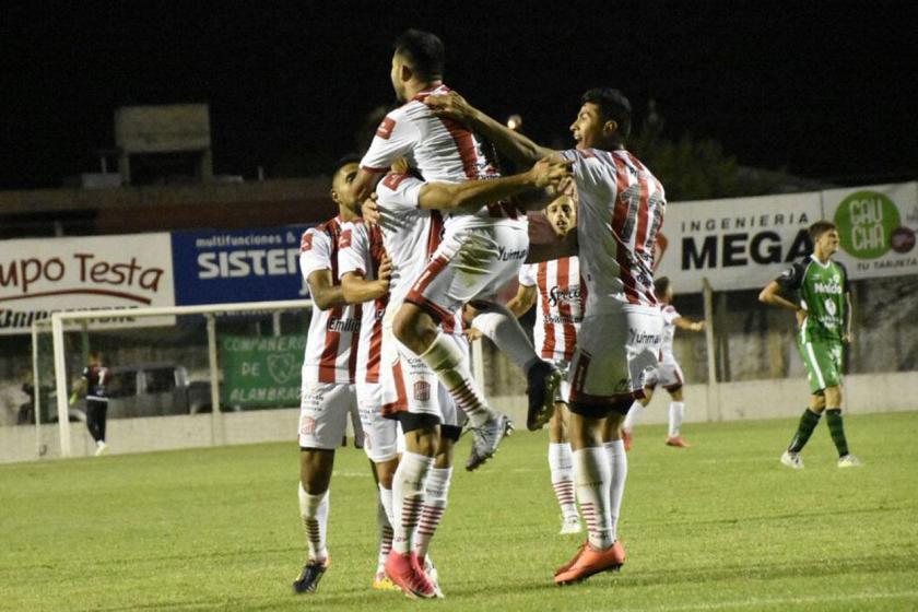 San Martín de Tucumán le ganó por 2-0 a Sarmiento en Junín(VIDEO)