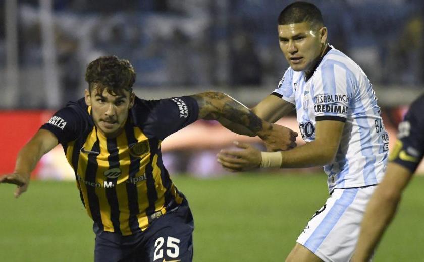 """""""EMOCIONANTE"""": Atletico Tucumán  es finalista de la Copa Argentina, le gano a Rosario Central en Formosa"""