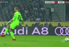 El error más grande de un arquero nunca visto en el fútbol mundial