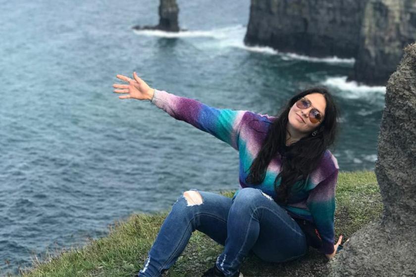 POLEMICO: Cremaron los restos de Natalia Vargas, la joven que murió al caer del parapente