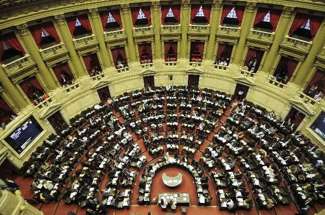 (EN VIVO) El Senado  con la presencia de CFK sesiona por última vez en el año para completar la aprobación del paquete económico